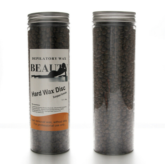 hot sale Hair  remover Wax Warmer Beauty Salon Spa Paraffin Bath for 400g wax beads Coffe taste