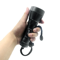 High Power Underwater 3000 Lumen XML T6 Diving Flashlight Light Torch 8 Modes Lanterna Waterproof Dive