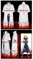Naruto Cosplay Yondaime Hokage Cloak H008