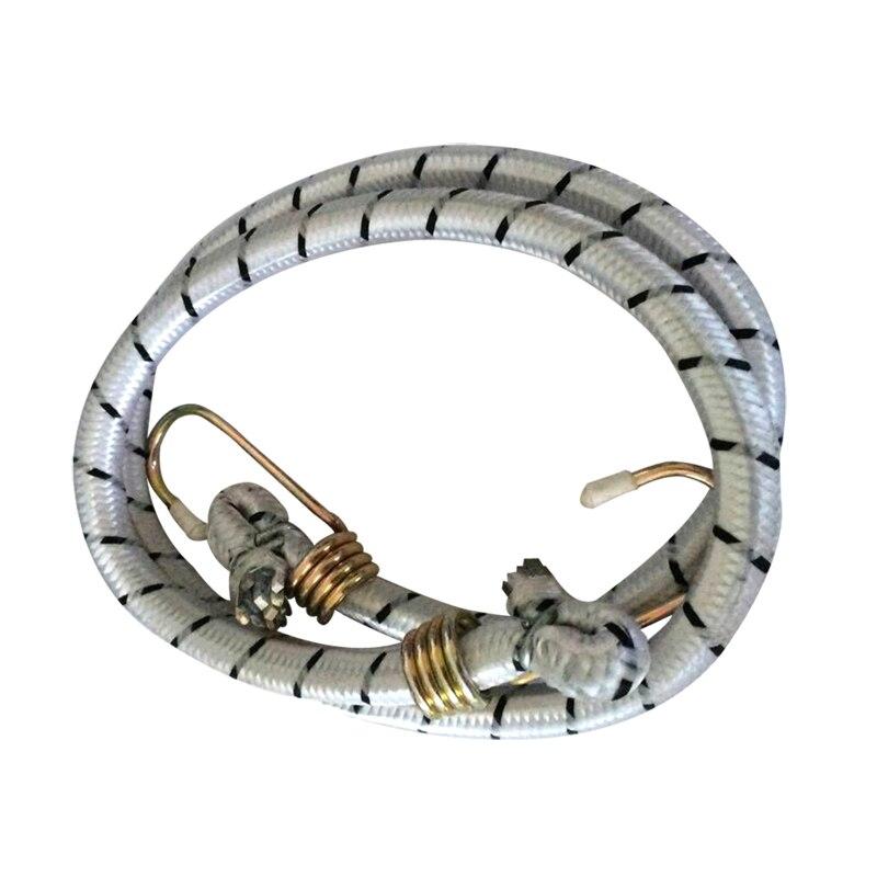 10 мм утолщаются эластичный шнур, веревка брюки-карго Чемодан Expander держатель Бретели для нижнего белья с крюком для мотоцикла внедорожник ав...