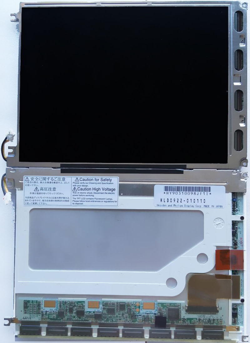 Industrial display LCD screen 9-inch HLD0922-010110 LCD screen 8 1 inch lm081hb1t01b industrial lcd display screen display internal screen ccfl back free delivery