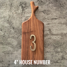 Adhesive 4 101mm Height House Number Door Address Number Digits Zinc Alloy Satin Nickel Mailbox Address Sign #0-9 plastic sliver house number 70mm 0 1 2 3 4 5 6 7 8 9 plaque number house hotel door address digits sticker plate sign