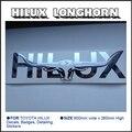 1 ШТ. longhorn hilux 900 мм графический Винил наклейка для TOYOTA HILUX наклейки эмблемы детализация stikcer