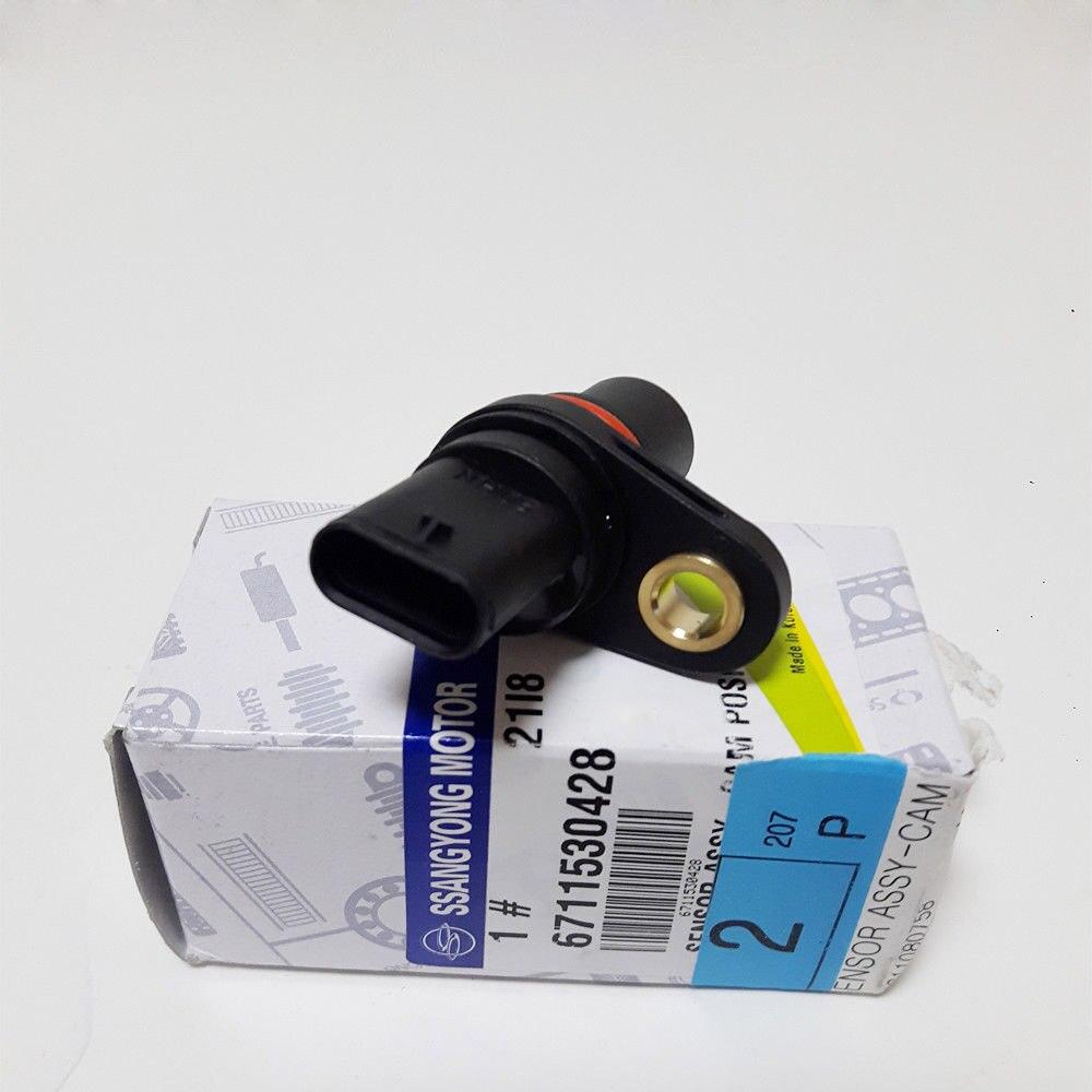 Genuine Cam Position Sensor 6711530428 for SSANGYONG Rexton W Actyon Korando