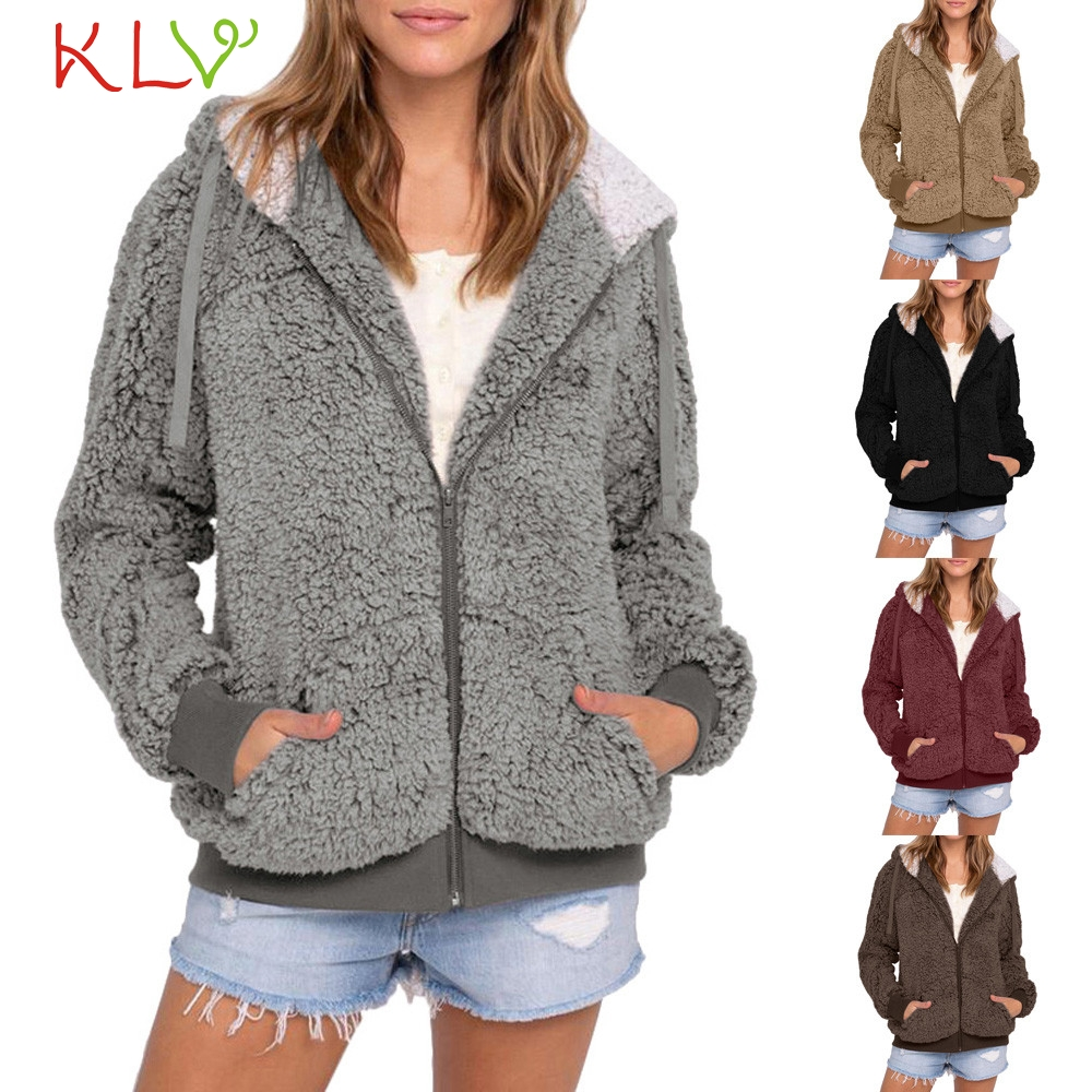 Women Jacket Winter Long 2018 Hooded Parka Pocket Sweater Plus Size Ladies Chamarra Cazadora Mujer Coat For Girls 18oct23 Agreeable To Taste Jackets & Coats