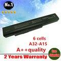 Venta al por mayor nueva batería de repuesto para MSI A6400 CR640 CR640DX CR640MX CR640X CX640 CX640DX CX640MX A32-A15 A41-A15 A42-A15