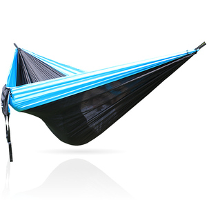 Image 5 - 11.11 Promotion  320*200cm Large Size Hammock For 2 With   Carabiners For Outdoor Camping Sleeping Hanging Bed Hamak
