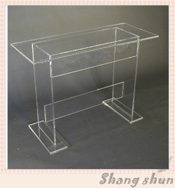 Transparent Lectern Acrylic Lectern, Acrylic Poduim