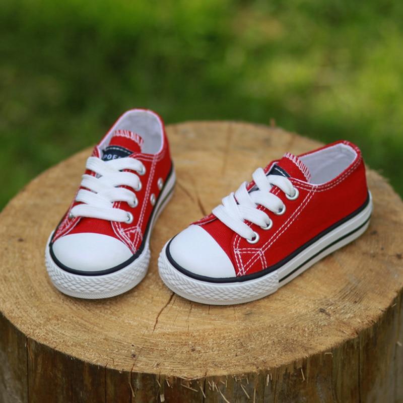 2017 leinwand Kinder Schuhe Sport Atmungsaktive Jungen Turnschuhe Marke Kinder Schuhe für Mädchen Jeans Denim Casual Kind Flache Leinwand Schuhe