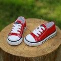 2017 leinwand Kinder Schuhe Sport Atmungsaktive Jungen Turnschuhe Marke Kinder Schuhe für Mädchen Jeans Denim Casual Kind Flache Leinwand Schuhe-in Turnschuhe aus Mutter und Kind bei