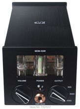 Meixing MingDa MC84-EAR tube headphone amplifier HIFI EXQUIS Classe A lamp headset & USB PC decoder amp