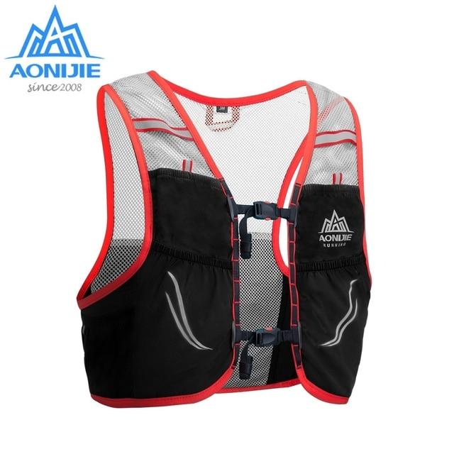 Aonijie Lightweight Running Vest 2.5L Nylon Bag 1
