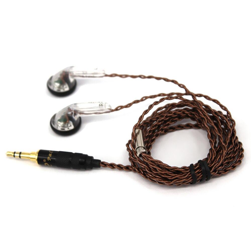 New Arrival FENGRU DIY MX500 In-ear Earphones Flat Head Plug DIY Earphone HiFi Bass Earbuds DJ Earbuds Heavy Bass Sound Quality lx 3303 stylish flat cable mega bass in ear earphones black 3 5mm plug 120cm