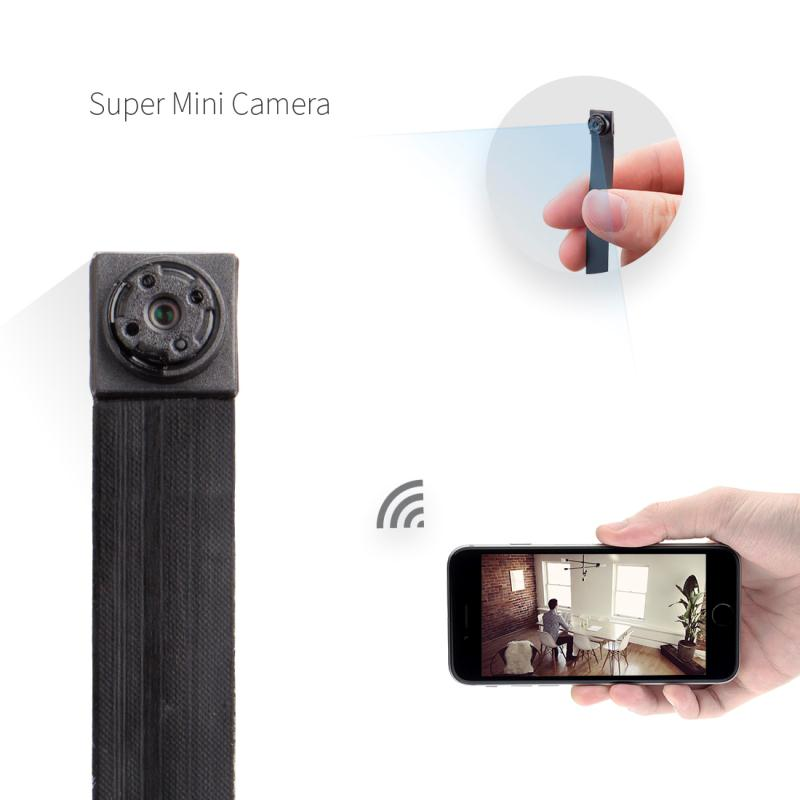 Super Mini Camera Baby monitor 1080p 2mp Support view 4 camera s real time video in