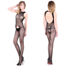2016 Super Deal New baby doll sexy lingerie Open Crotch Mesh Fishnet Sleepwear Bodystocking Sex Toy Lingerie Mujer Women