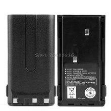 Bateria de Rádio Shell para Kenwood 6 * AA Caso Tk3107 378 278g para Walkie Talkie-r179 Transporte DA Gota