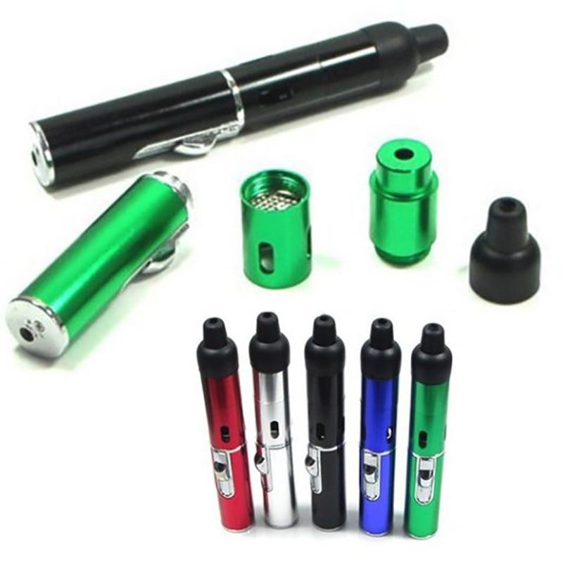 Gas Torch Pijp Aanstekers Wierookbrander Jet Aansteker Sigaret Winddicht Gasaansteker Herbal Tabak Pijp Klik
