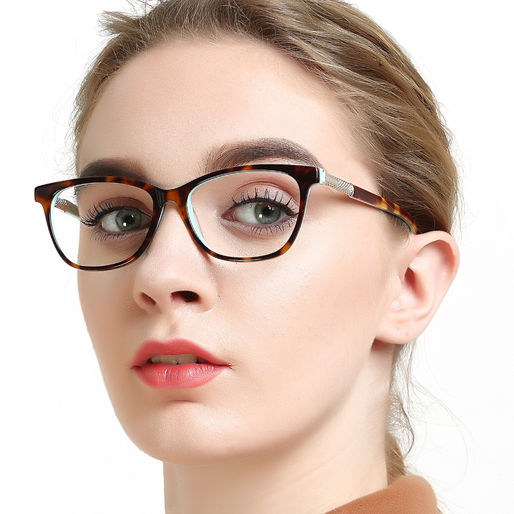 OCCI CHIARI 2018 Full Rim Men Black Acetate Myopia Clear Lens Eye Glasses Frames Optical Eyeglasses Eyewear Spectacles W CAPUT in Women 39 s Eyewear Frames from Apparel Accessories