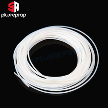10 Meter ID 2mm OD 3mm PTFE Teflon Tube For 1.75mm Filament