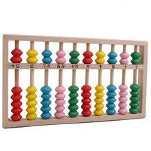 Montessori Brinquedos Ábaco Aritmética Mental Matemática Aprendizagem Sabedoria Iluminação Brinquedos de Aprendizagem Precoce para Crianças Juguetes educativos