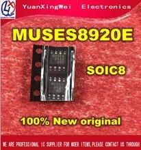 จัดส่งฟรี 5 PCS/100% ใหม่ Original MUSES8920E MUSES8920 SOP 8