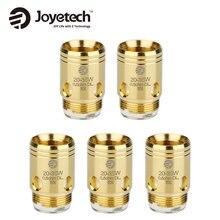 Original Joyetech EX Coil Head 5pcs 1.2ohm MTL & .5ohm DL Coil Head for Exceed D22 Tank/ Exceed D19 Atomizer E Cigarette Coils