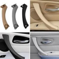 VODOOL Right/Left Car Inner Door Panel Handle Pull Trim Cover for BMW E90 3 Series Sedan Inner Door Panel Handle Pull Trim Cover