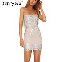 BerryGo Casual Strap Backless Lace Dress Women Zipper Tie Up Sexy Mini Dress Party 2017 Autumn
