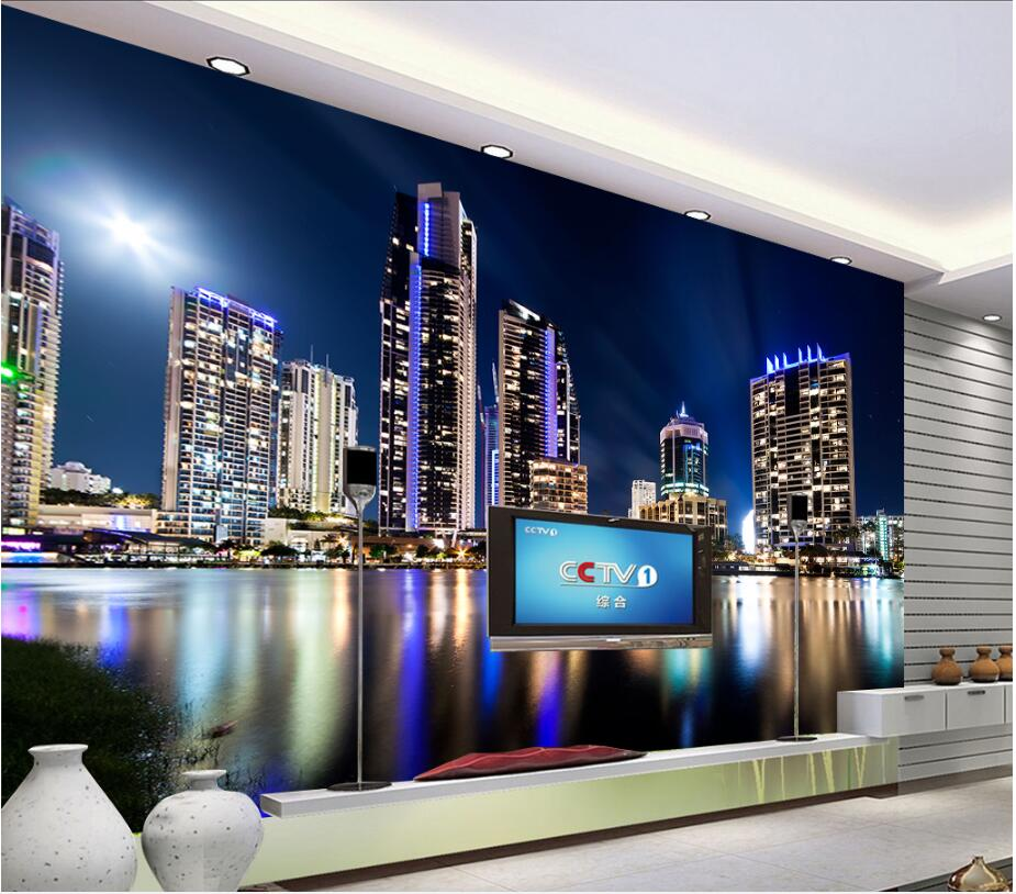 WDBH custom mural 3d photo wallpaper Water city hd photography home decor living room 3d wall murals wallpaper for wall 3 d wdbh custom mural 3d photo wallpaper gym sexy black and white photo tv background wall 3d wall murals wallpaper for living room