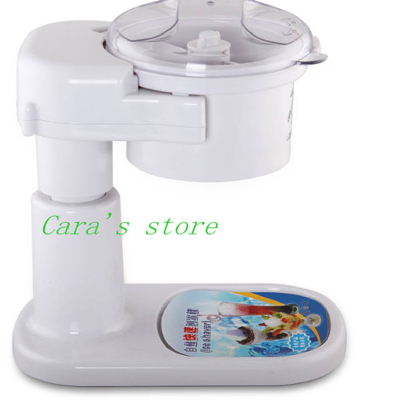 Household High Quality Mini Ice shaver Free Shipping household