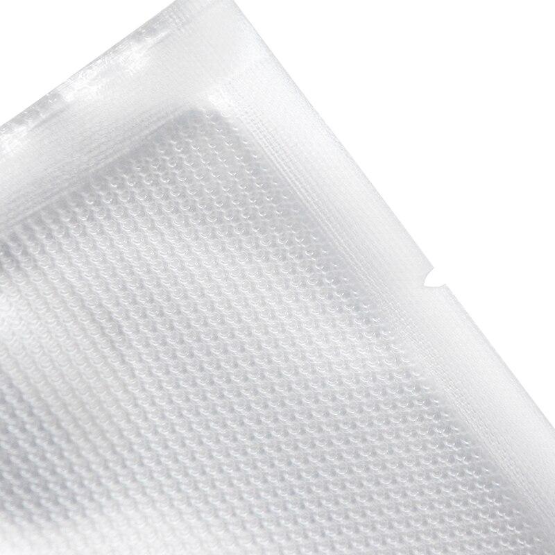 100PCS//LOT Vacuum Bag Food Vacuum Sealer for Food Sous Vide Packing Machine NEW
