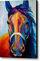 Horse Art Prints On Canvas Animal Painting For Home Decoration Horse Pattern 19 X 25 Inch