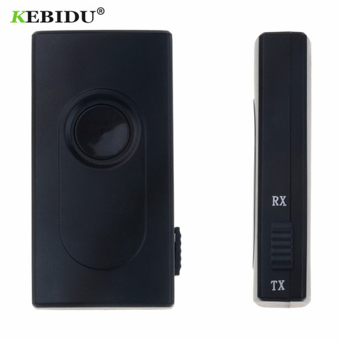 KEBIDU Bluetooth V4.2 Transmitter Receiver Wireless A2DP 3.5mm Adapter Stereo Audio Dongle For TV Car /Home Speakers MP3 MP4 Karachi