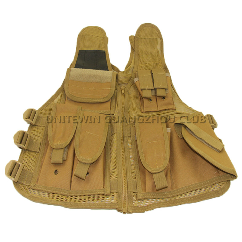 Hunting Tactical Vest Military Army Paintball Airsoft Combat Vest Hunting Swat Protective Equipment Vest
