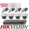 Hotting hik Completa 8CH Kit POE NVR 8 PCS 1080 P POE 3mp Câmera dome IP PoE bala P2P Cloud Service CCTV Sistema de Vídeo vigilância
