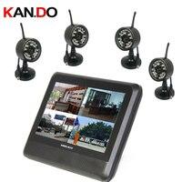 4 Камера S 7.0 Беспроводной видео Видеоняни и радионяни 2.4 г nightvison Видеоняни и радионяни Камера няня 2.4 г Беспроводной камеры видеонаблюдения