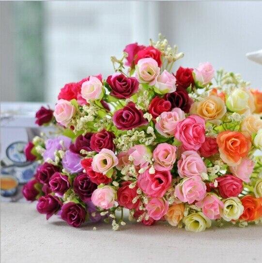 Купить розы маленькие