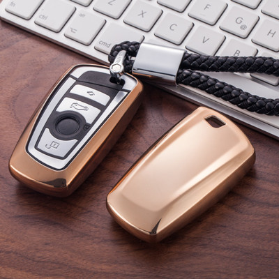Image 5 - Soft TPU Car Key Case Cover For BMW 520 525 F10 F30 F18 118i 320i 1 3 5 7 Series X3 X4 M3 M5 Key Protection Shell Car Styling-in Key Case for Car from Automobiles & Motorcycles