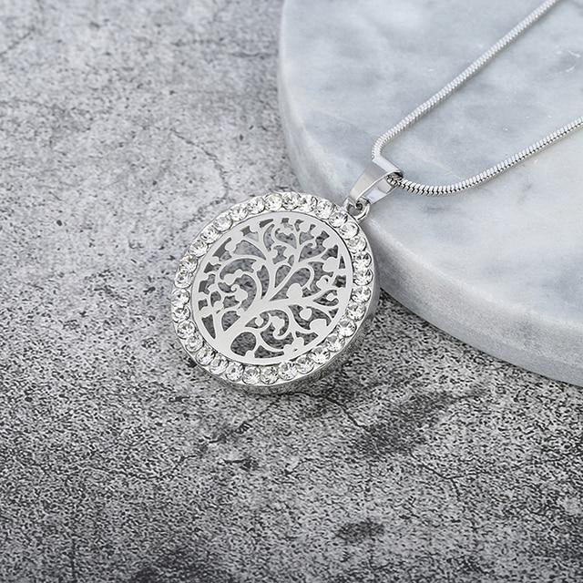 Ожерелья с деревом жизни Подвеска для женщин женские аксессуары