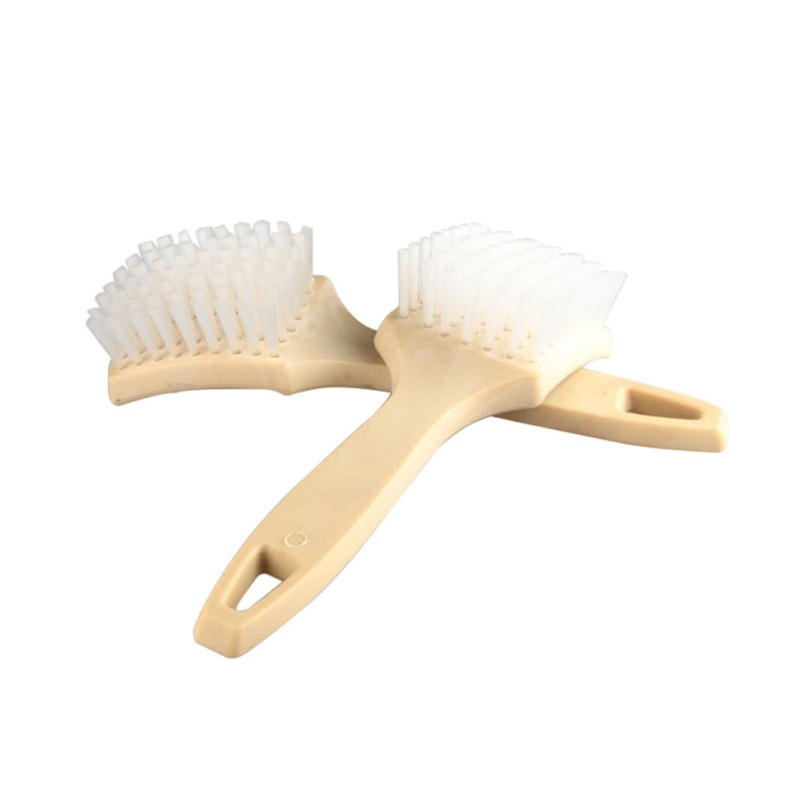 Image 3 - 2019 1Pcs New Multi Functional Car Tire Cleaning Brush Wheel Washing Maintenance Tool Interior Clean White Nylon Auto Detailing-in Sponges, Cloths & Brushes from Automobiles & Motorcycles
