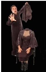 Волшебные трюки, сценическая Магическая голова