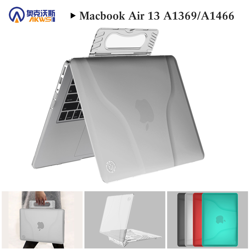 Walkers Light Case for Apple Macbook Air A1369 A1466 MB504 13 Inch Laptop Protective Cover Case