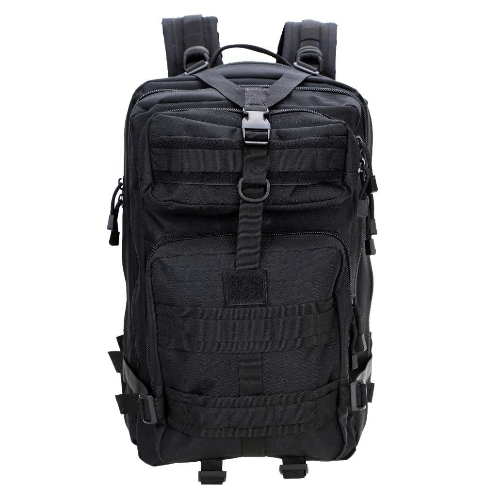 Militaire 45L capacité 3 P sac à dos Molle extérieur tactique sacs à dos voyage escalade sacs Sport de plein air randonnée Camping armée sac - 3