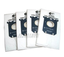 5Pcs Dust Bag Vacuum Cleaner bag For Philips Electrolux FC8202 FC8204 FC9087 FC9088 HR8354 HR8360 HR8378 HR8426 HR8514