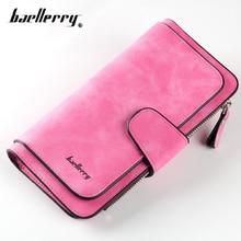 Baellerry الهاتف مخلب cuzdan سيدة محفظة الإناث المرأة محفظة المال حقيبة سستة طويلة حامل البطاقة اليد