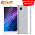 Оригинал Xiaomi Redmi 4 pro Мобильного Телефона 3 ГБ RAM 32 ГБ ROM Snapdragon 625 Octa Core CPU 5 дюймов 13.0mp Отпечатков Пальцев MIUI 8.1