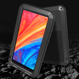 Image 5 - Love Mei Metal Case For Xiaomi Mi 6 8 9 Max 2 Max 3 MIX 2 MIX 2S Shockproof Phone Cover For Xiaomi 9 Rugged Anti Fall Armor Case
