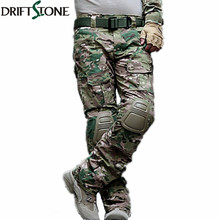 Camouflage Military Tactical Pants Army Military Uniform Tro