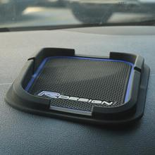 Super Klebrig Pad Anti-rutsch-matte für Auto Telefon GPS für Volvo v60 s40 s60 s80 c30 c70 xc90 autoinnenausstattung auto Styling