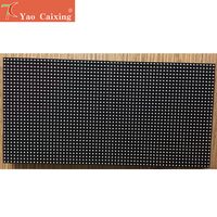 HD SMD P4 rgb full color outdoor led screen panel led matrix display module